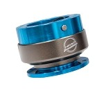 NRG 2.0 Quick Release (new blue body with titanium ring)
