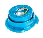 NRG 2.8 Quick Release (New Blue Body with New Blue Ring)
