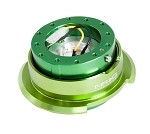 NRG 2.8 Quick Release (Green Body with Green Ring)