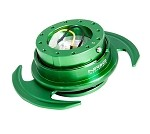 NRG 3.0 Quick Release (Green Body with Green Ring)