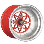 Colin Project Star Shark Limited Edition Wheel - 14x12.0 / 4x114.3 / -61
