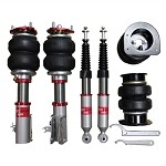 TruHart Air Suspension Kit (Non- Damping) - 12+ Honda Civic / 12-13 Civic SI / 13-15 Acura ILX
