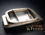 Tomei High Capacity Oil Pan - Nissan SR20DE(T) S13/S14/S15