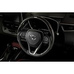 TOM's Racing Carbon Steering Wheel - Toyota Corolla Hatchback 2019+