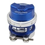 Turbosmart Gen-V Race Port Blow Off Valve (Female Flange / Blue) - Universal
