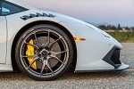 Vorsteiner Novara Edizione Aero Front Fenders w/ Vents and Splash Shield - Lamborghini Huracan