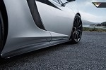 Vorsteiner V-MC Aero Side Blades - McLaren MP4-12C