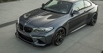 Vorsteiner VRS Aero Front Splitter Carbon Fiber (Replacement Part) - BMW F87 M2