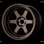 Volk Racing TE37V Mark-II Limited Wheel - 18x10.5 / 5x120 / Offset +22 - Bronze