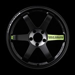 Volk Racing TE37SL Black Edition II Wheel - 18x10.0 / 5x114.3 / Offset +29