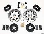 Wilwood Forged Dynalite Big Brake Front Brake Kit - Acura Integra / Honda Civic (Drilled & Slotted)