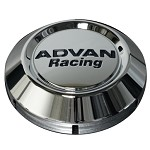 Advan Center Cap - Low Cap (Chrome)