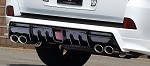 Artisan Spirits Z's Sports Line Exhaust - Lexus LX570 2015-up