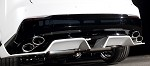 Artisan Spirits Z's Sports Line Exhaust - Lexus NX 200t F-Sport 2014-up