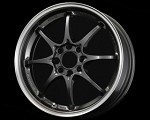 Volk Racing CE28 Club Racer Wheel (Dark Gunmetal) - 15x6.5 / 4x100 / Offset +38 (8-Spoke)