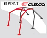 Cusco D1 Roll Cage - Acura Integra Type-R 02-06 (6-pnt, 2 Pass)