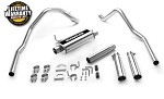 Magnaflow Catback Exhaust - Dodge Dakota V6 3.9L (Standard Cab 63in. Bed) DUAL