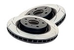 DBA (Disk Brakes Australia) Street Series Rotors - Lexus Is300 01-05
