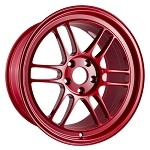 Enkei RPF1 18x9.5 +38 5x114.3 Competition Red