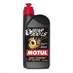 Motul Gear Oil 300 LS SAE 75W90 (1L/1.05Quart)