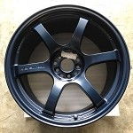 Rays Wheels Gram Lights 57DR Winning Blue 18x9.5 +38 5x100