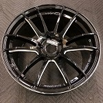 Rays Wheels Gram Lights 57Xtreme CJ Spec 18x9.5 +22 5x114.3
