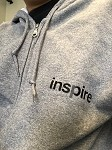 Inspire USA Zip Hooded Sweater (Fall 2017)