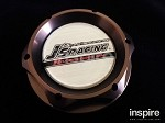 J's Racing Oil Filler Cap Bronze (2011 spec)