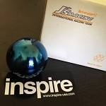 J's Racing Titanium Blue Shift Knob [2010 spec no logo]