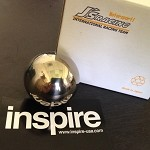 J's Racing Titanium Polished Shift Knob [2010 spec no logo]