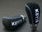 Key's Racing Shift Knob - Leather