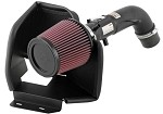 K&N Typhoon Intake - Ford Crown Victoria/Mercury Grand Marquis 4.6L-V8 04-11 (Black)