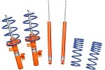 Koni STR.T Kit - Audi A6 Quattro 6 cyl. sedan excl. Audi Sport Suspension, FWD & wagon 98-04