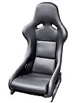 Recaro Pole Position - Leather Black