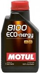 Motul Synthetic Engine Oil 8100 0w30 ECO-NERGY - 1L (1.05qt)