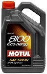 Motul 8100 Eco-Nergy - 5w30 (5L)