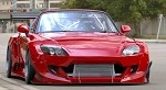 Pandem Front Lip only - Honda S2000