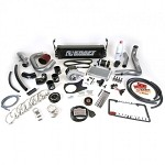 '06-'11 Civic R18 Supercharger System - Black Edition w/ FlashPro