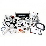 '06-'11 Civic R18 Supercharger System - Black Edition w/o Tuning Solution