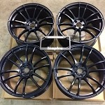 Rays Wheels Gram Lights 57Xtreme Winning Blue 19x9.5 +43 5x100