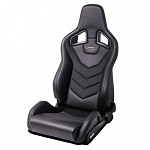 Recaro Sportster GT Seat - Black Cloth