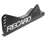 Recaro Steel Side Mounts (FIA certified) - All Recaro Race Seats
