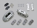 TOM'S Racing High Performance Brake Kit Front & Rear Set Lexus LS460 06-09