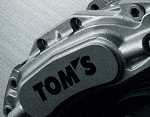 TOM'S Racing High Performance Brake Kit Front Set Lexus SC430 01+