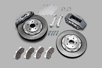 TOM'S Racing High Performance Brake Kit Front & Rear Set (Big Rotor) - Lexus IS300 / 350 / 250 13-15