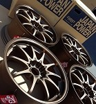 Rays Wheels Volk Racing CE28N 17x9 Bronze