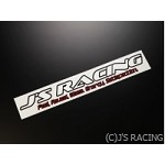 J'S RACING J'S RACING Sticker 14 L-size