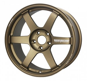 Volk Racing TE37 Saga Wheel - 17x8.5 / 5x114.3 / Offset +30