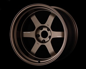 Volk Racing TE37V Mark-II Wheel - 18x12 / 5x114.3 / Offset -33 - Bronze