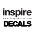 inspireUSA Decals